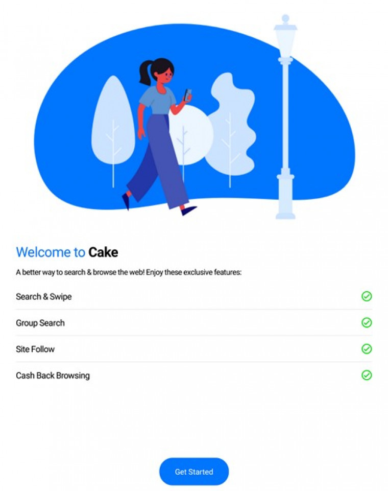 Welcome to Cake Browser